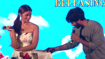 Shahid Reads A Poem From Alia's Skirt