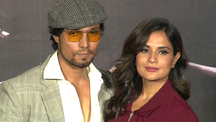 Richa Chaddha and Randeep Hooda Turn On The Heat At The Main Aur Charles Trailer Launch