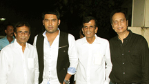 Celebs Rush To The Screening Of Kapil Sharma's Debut