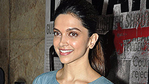 Deepika Padukone Catches a Screening of 'Talvar'