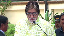 Amitabh Bachchan's Birthday Address