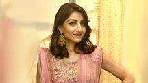 Soha Ali Khan Inaugurates A Boutique Store