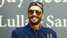 Ranveer Singh Launches The First Official Poster Of Bajirao Mastani