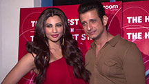 Diva Daisy Shah and Actor Sharman Joshi Promote Hate Story 3