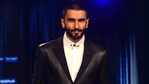 Ranveer Singh Walks At The GQ Fashion Nights