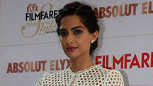 Sonam Will Do Anything For Filmfare