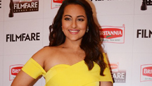Sonakshi Tells The Press About Her Dream Come True Moment