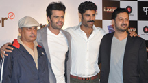 Watch Manish Paul and Sikander Kher At The Trailer Launch Of Tere Bin Laden - Dead Or Alive