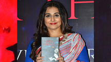 Vidya Balan Loves Dark Things