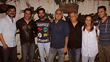 Mahesh Bhatt, Soni Razdan and Madhur Bhandarkar watch Aligarh