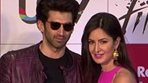 Katrina Kaif and Aditya Roy Kapur Dazzle at Fitoor Promotions
