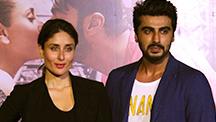 Kareena Kapoor Khan, Arjun Kapoor Launch The Trailer Of Their Upcoming Film Ki And Ka