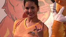 Sunny Leone Unveils Her BCL Cricket Team, Chennai Swaggers!