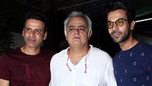 Anurag Kashyap & Radhika Apte Praise Hansal Mehta's Aligarh!