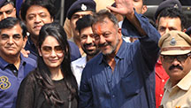 Sanjay Dutt Comes Out Of Jail With A 'Mohawk'