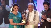 Hema Malini Attends 1st Ravindra Jain Award, Misses 'Dada'