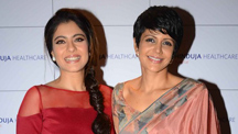 Kajol And Mandira Bat For Women's Health