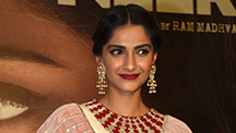 Sonam Kapoor Sparkles At Neerja Success Party