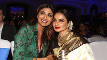 Shilpa Shetty Wins Her Third Wellness Icon Award