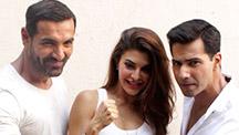 Dishoom Is A Very Challenging Film Says Varun Dhawan