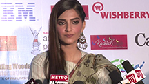 Sonam Kapoor At Kashish Film Festival