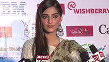 Sonam Kapoor At Kashish Film Festival