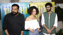 "Anurag Kashyap & Kangana Ranaut Grace The Special Screening of ""Tithi"""