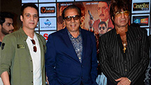 Dharmendra Praises Stars at 'Dil Saala Sanki' Trailer Launch