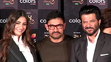 "Aamir Khan & Anil Kapoor grace the trailer launch of new episodes of ""24"""