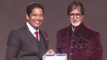 Amitabh Bachchan Unveils 'Robomate'