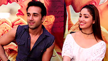 Yami Gautam & Pulkit Samrat talk about their Romance
