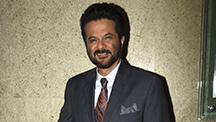 Anil Kapoor Turns 'Judge' at Talent Hunt Event