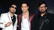 Varun Dhawan Shows Off His 'Dishoom' Moves & Rocks TV Show 'Sa Re Ga Ma Pa'