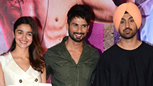 Shahid Kapoor & Alia Bhatt Commend the HC's Verdict at Udta Punjab's Special Press Conference