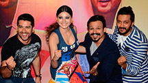 Vivek Oberoi Responds to a 'Salman Khan' Question at 'Great Grand Masti' Trailer Launch