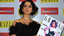 Kangana Ranaut Hits Out at Reporter When asked about 'Hrithik Roshan'