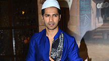 Varun Dhawan Opens Up About His Character 'Junaid' at Dishoom Iftaar Party