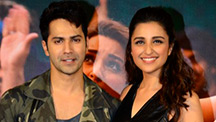 Varun Dhawan & Parineeti Chopra Dance to 'Jaaneman Aah'