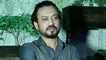 Irrfan Khan gets candid at 'Madaari' special screening