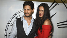 Katrina Kaif & Sidharth Malhotra sizzle at 'Baar Baar Dekho' trailer launch