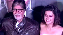 Amitabh Bachchan & Taapsee Pannu open up on their upcoming film 'Pink'