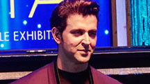 Hrithik Roshan Shows Off His Magic Skills At Lifestyle Event