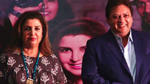 Farah Khan Talks About Choreographing 'Shahrukh Khan'