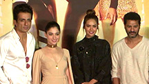 Tamannaah Bhatia & Esha Gupta Talk About Their Upcoming Film