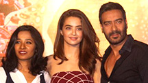 Ajay Devgn at 'Parched' Trailer Launch