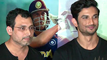 Sushant Singh Rajput Talks About Playing 'Gully Cricket'
