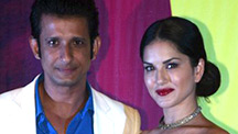 Sunny Leone Talks About Working with Sharman Joshi