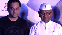 Anna Hazare Graces 'Anna' Trailer Launch