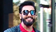 Ranveer Singh shows off Rapping skills