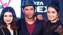 Farhan Akhtar & Shraddha Kapoor Spill The Beans on 'Rock On 2'